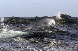 atlantic ocean wave photo